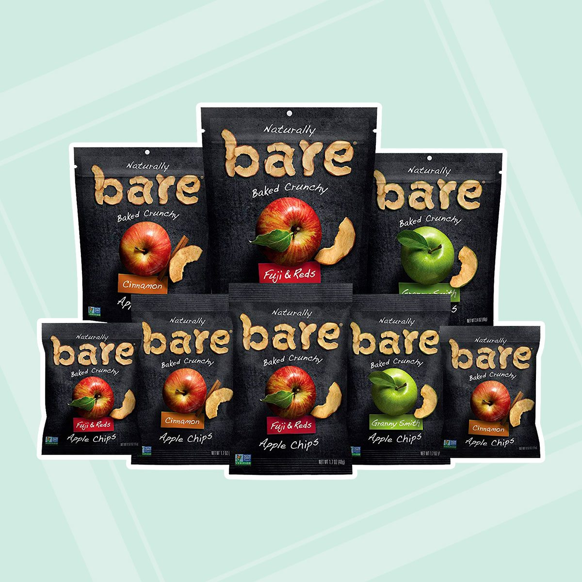 Bare Baked Crunchy Apple Chips