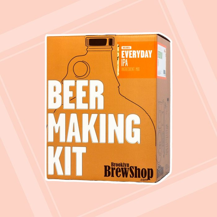 Brooklyn Brew Shop Everyday IPA Beer Making Kit