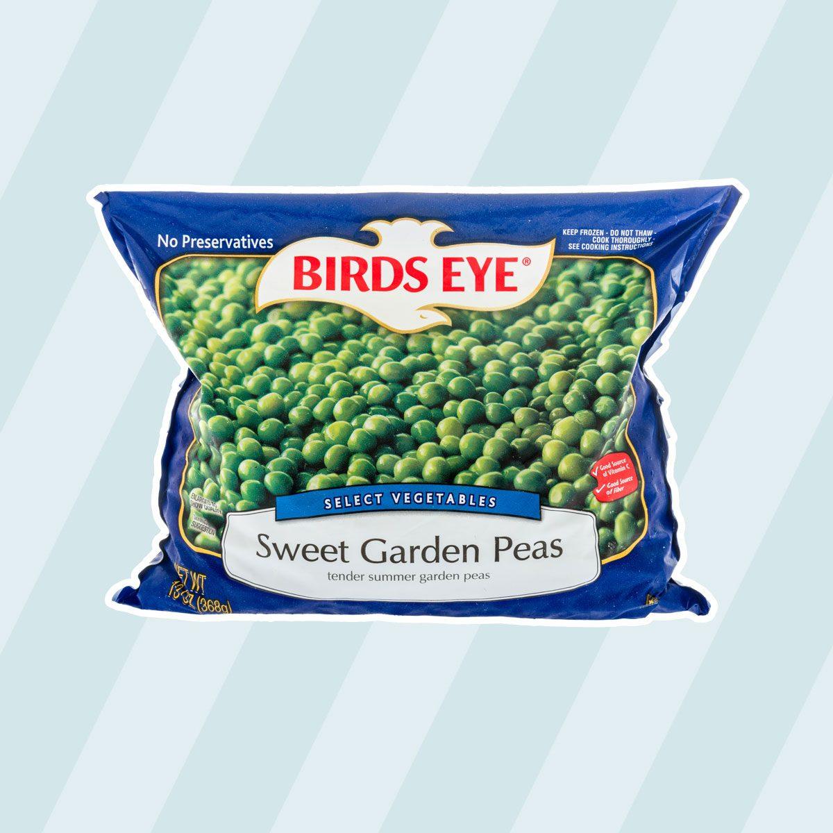Birds Eye frozen peas