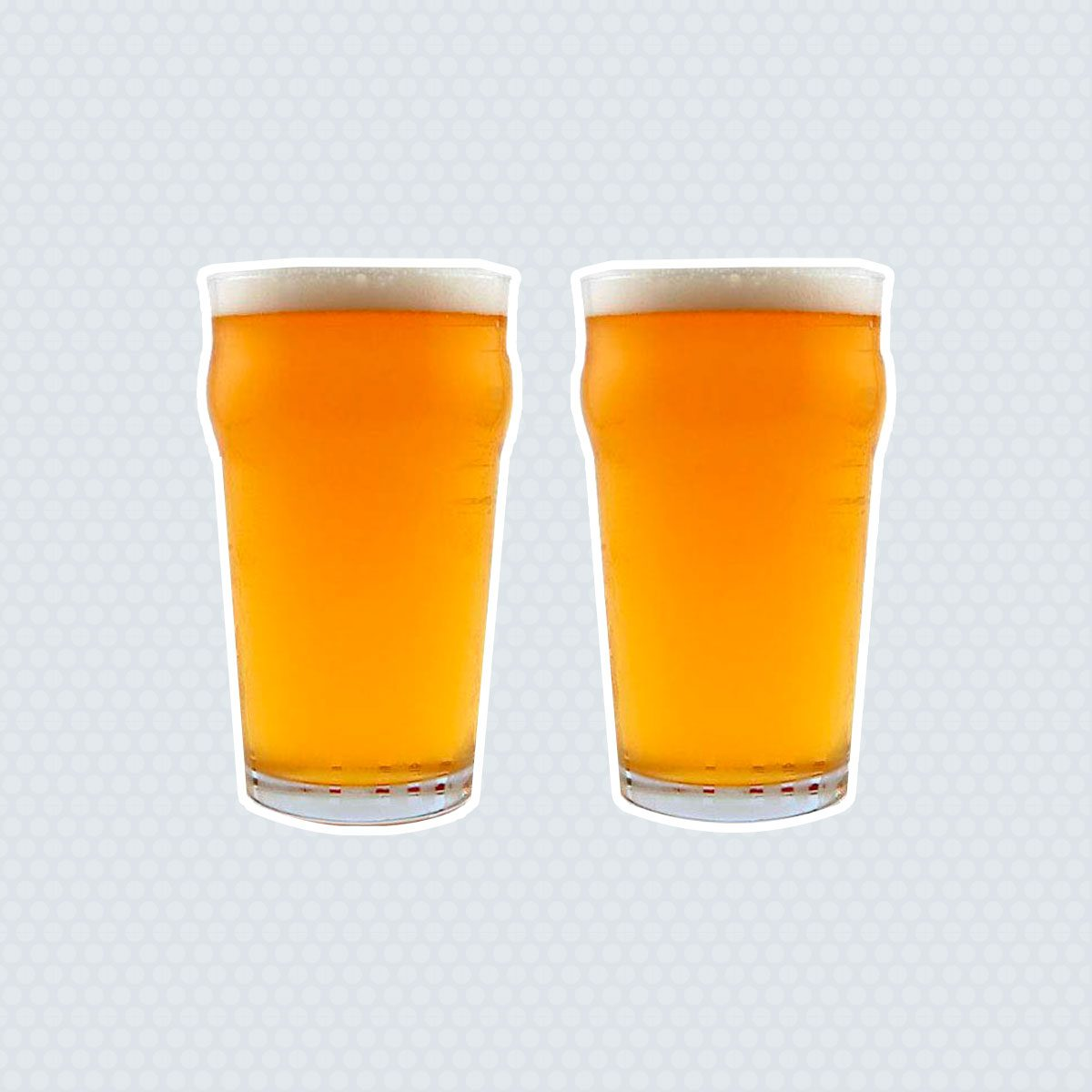 Nonic or Tulip Pint