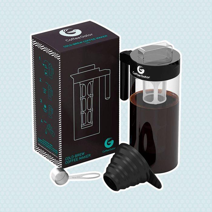 Coffee Gator Cold Brew Kit