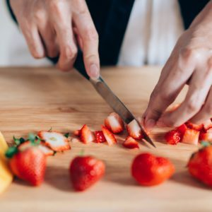 Here's Why You Shouldn't Cut the Ends off Strawberries