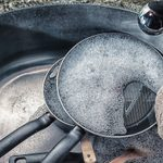 Why You Shouldn't Wash a Hot Pan in Cold Water