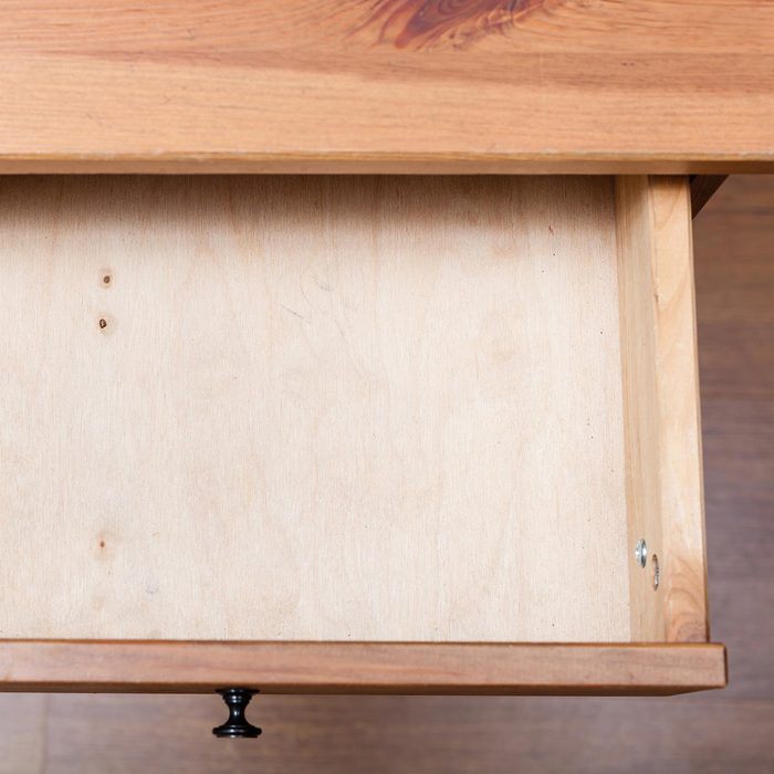 Empty drawer