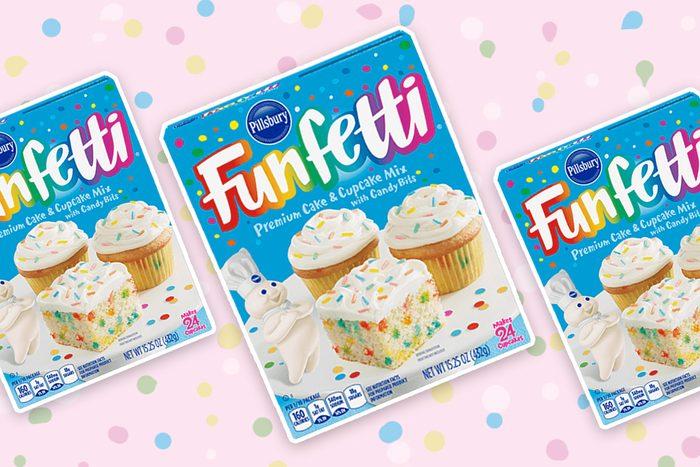 funfetti cake pillsbury