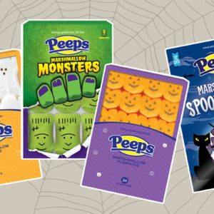 Peeps Will Have FOUR Spooky Halloween Treats for Us This Fall