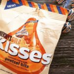 Hershey's Gold Kisses Are a Sweet and Salty Snack Lover's Dream