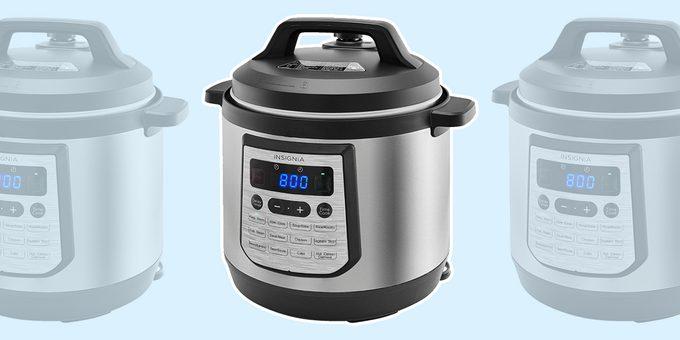 insgnia pressure cooker