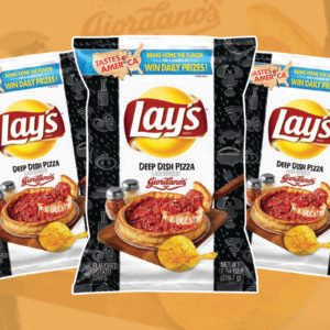 You Can Find Deep Dish Pizza-Flavored Lay's at Costco Right Now!