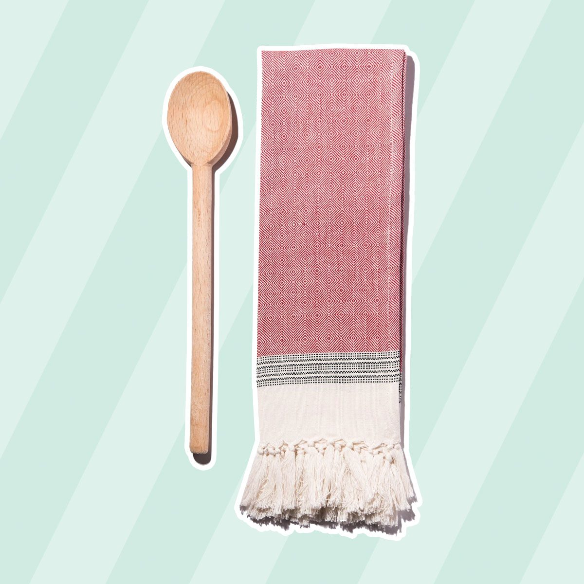 Bloom and Give Kitchen Towels
