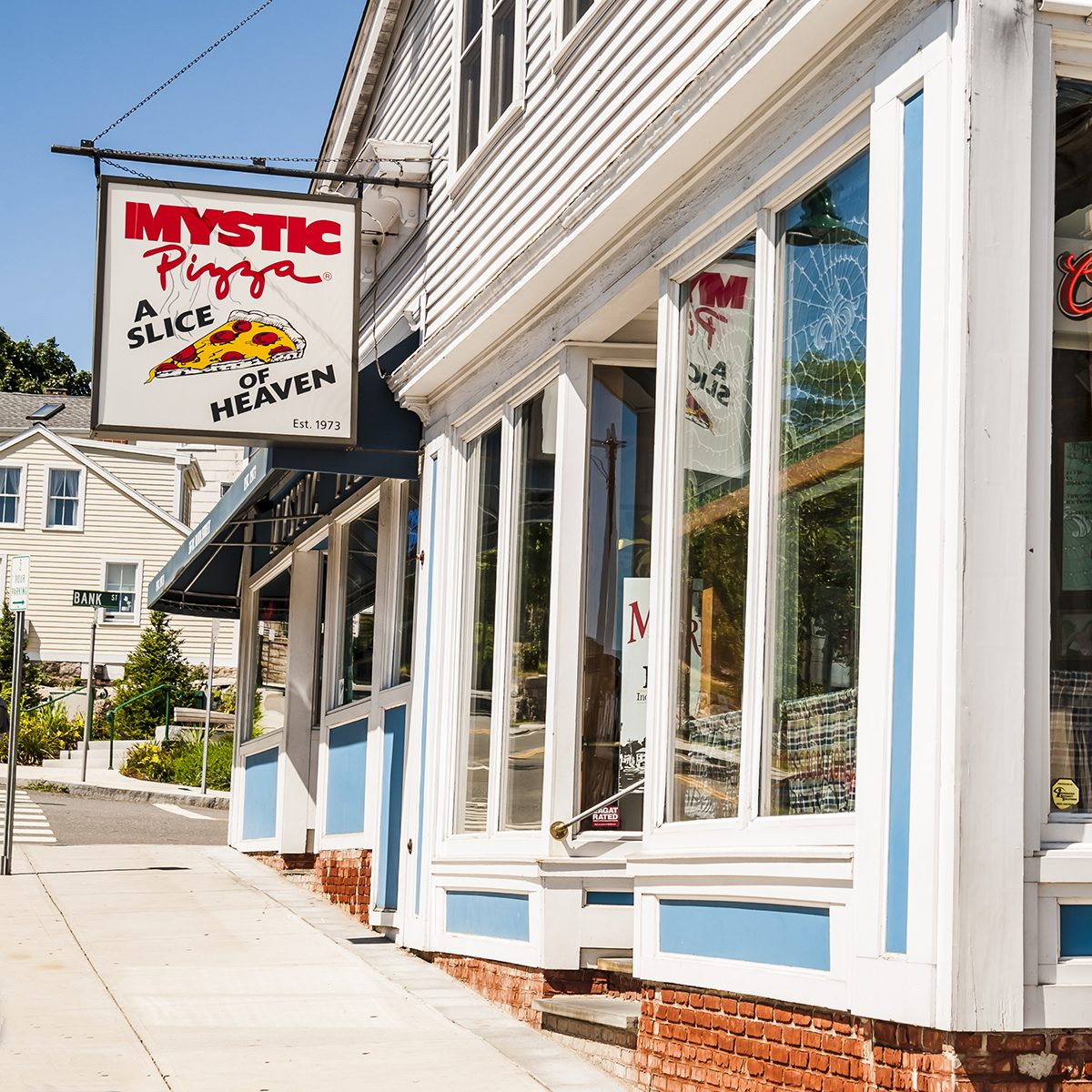 Mystic Pizza in Connecticut