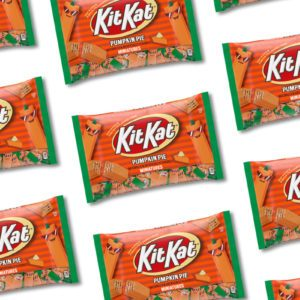 Pumpkin Pie Kit Kats Are Coming Back Just in Time for Fall