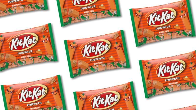 pumpkin pie kit kat