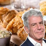 Anthony Bourdain's Favorite Fried Chicken Joint Is NOT What You'd Expect