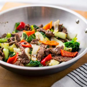 How to Stir-Fry Like a Restaurant Chef