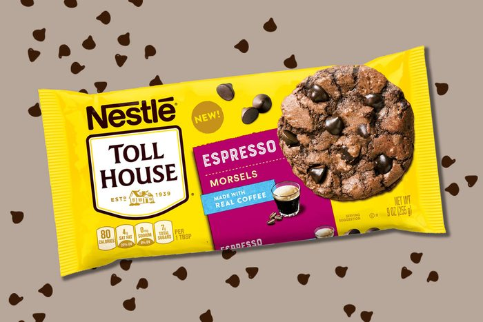 toll house, espresso chips