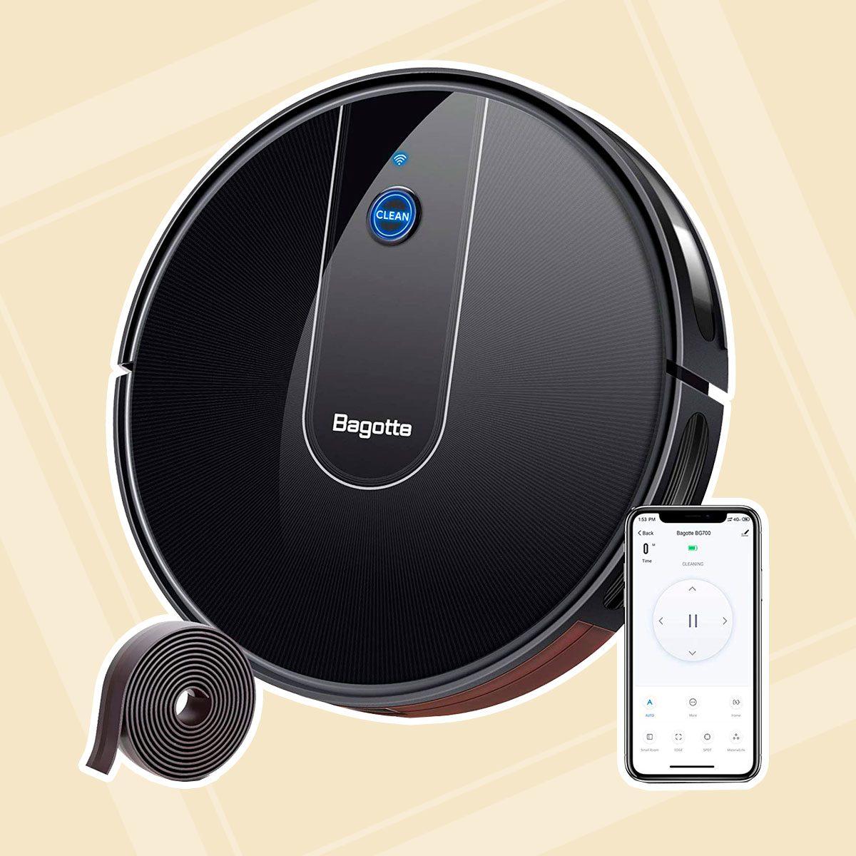 BagotteRobot Vacuum Cleaner