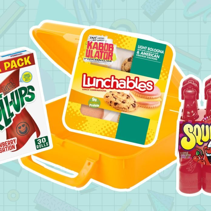 15 Treats from Your '80s Lunchbox
