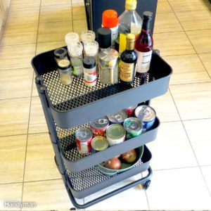11 Cheap Storage Solutions for When You Don't Have a Pantry