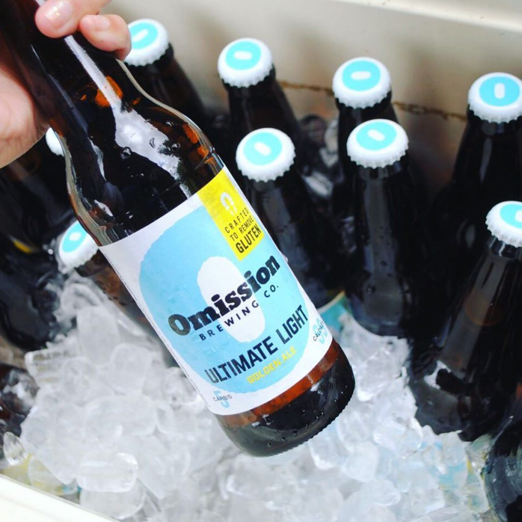 omission brewing, beer