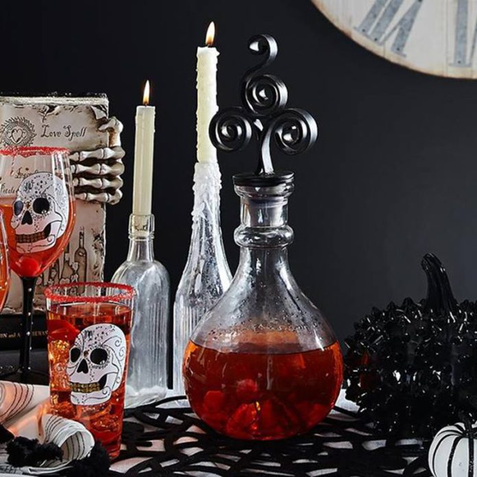 Pier 1's Newest Decorations Will Have You Wishing Halloween Could Come Sooner