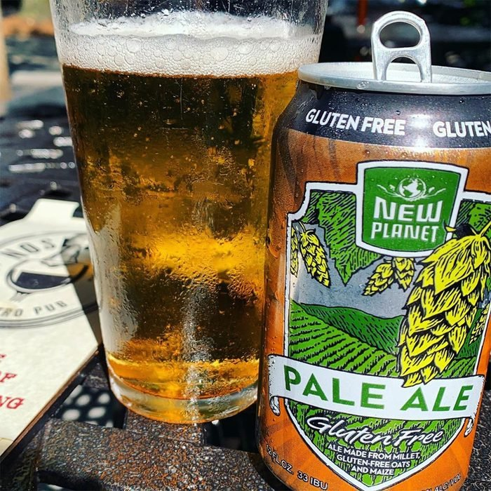 pale ale, beer, new planet beer
