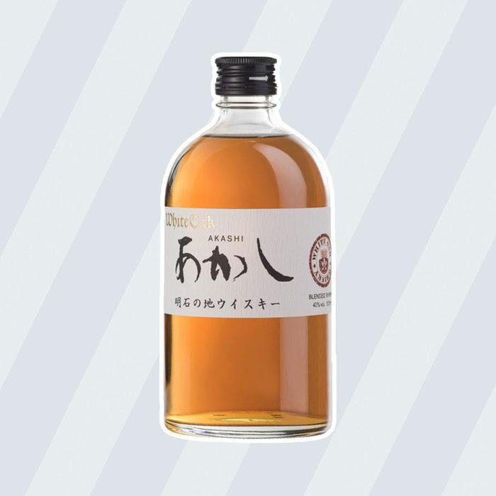 Akashi White Oak Single Malt Japanese whisky
