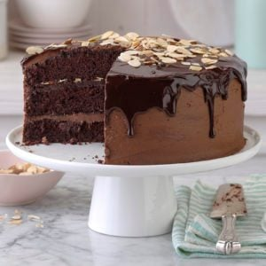 How to Bake Chocolate Layer Cake from Scratch