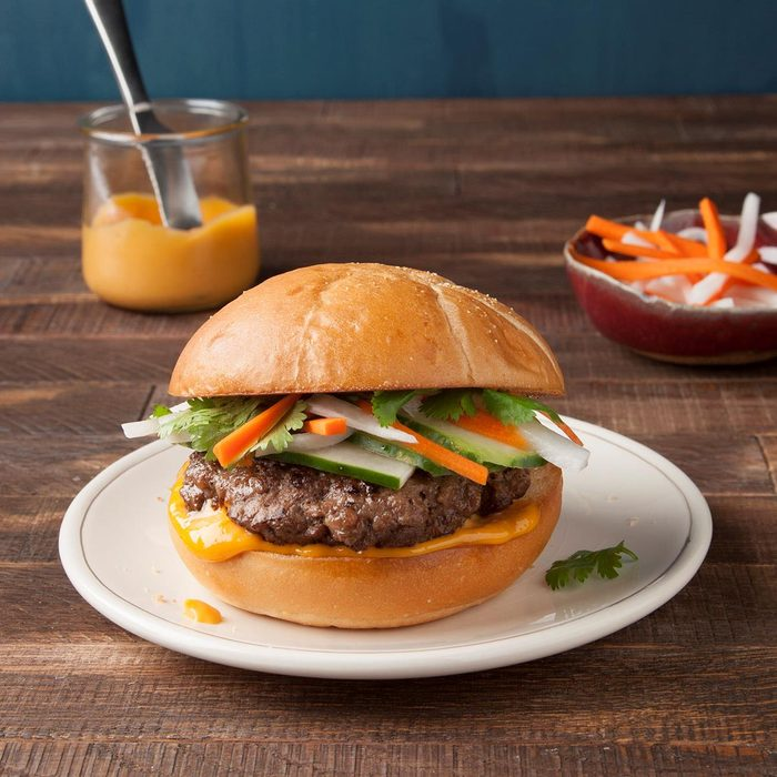 Banh Mi Burger