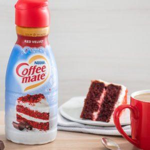 This Red Velvet Creamer Is Like Having Cake for Breakfast