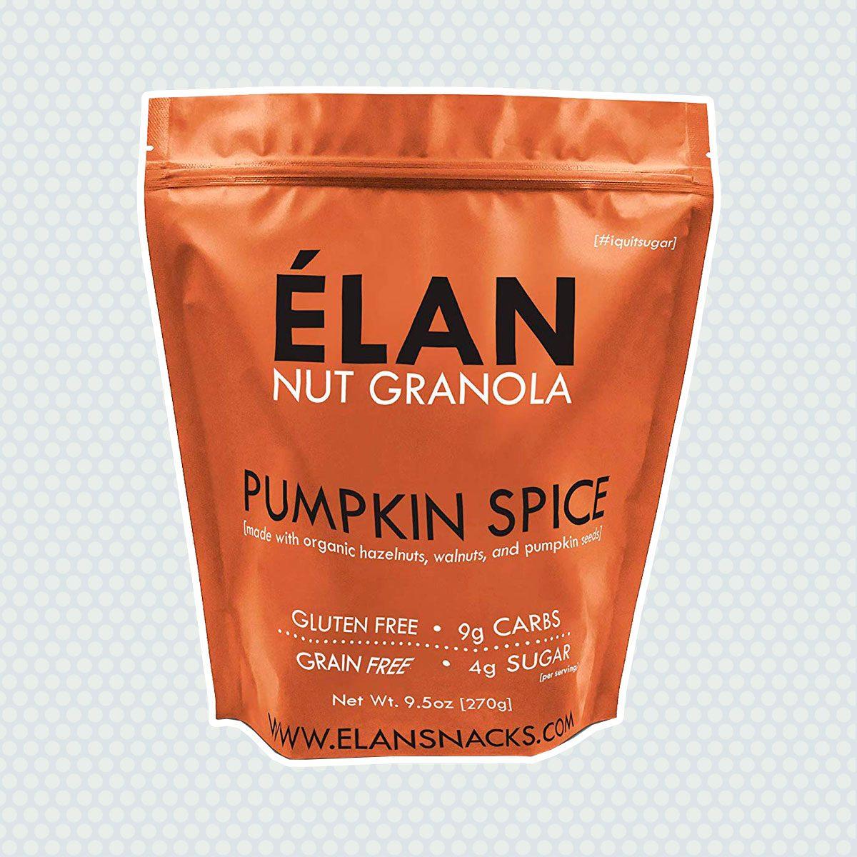 ELAN Pumpkin Spice Cookie Granola