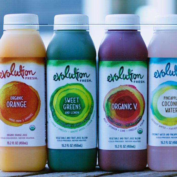 Evolution Fresh™ Cold-Pressed Juice