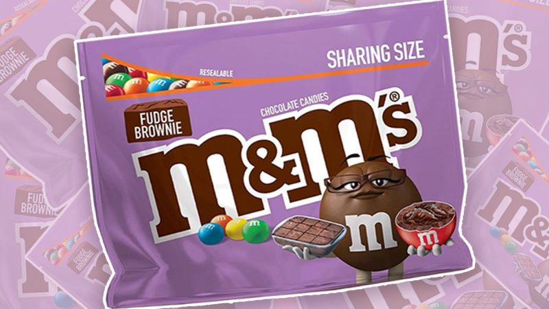Fudge Brownie M&M's Are the Treat You Never Knew You Needed
