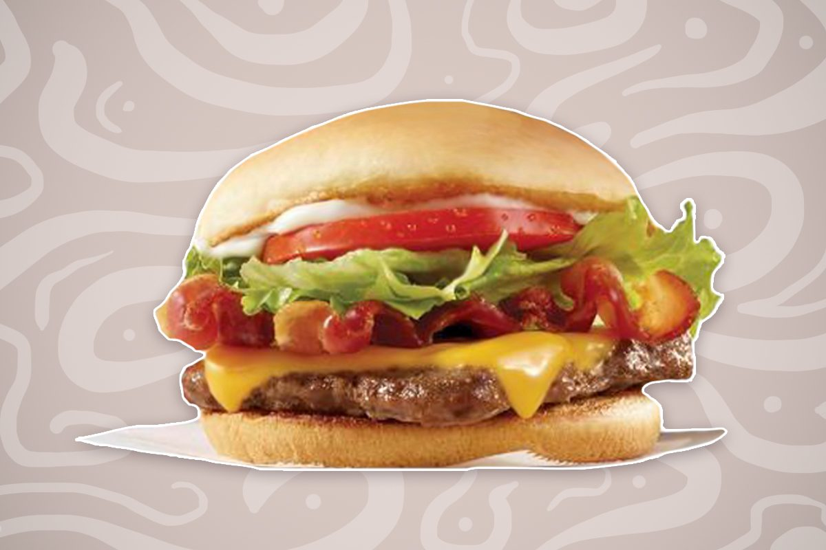 How To Get A Free Wendy S Jr Bacon Cheeseburger Taste Of Home