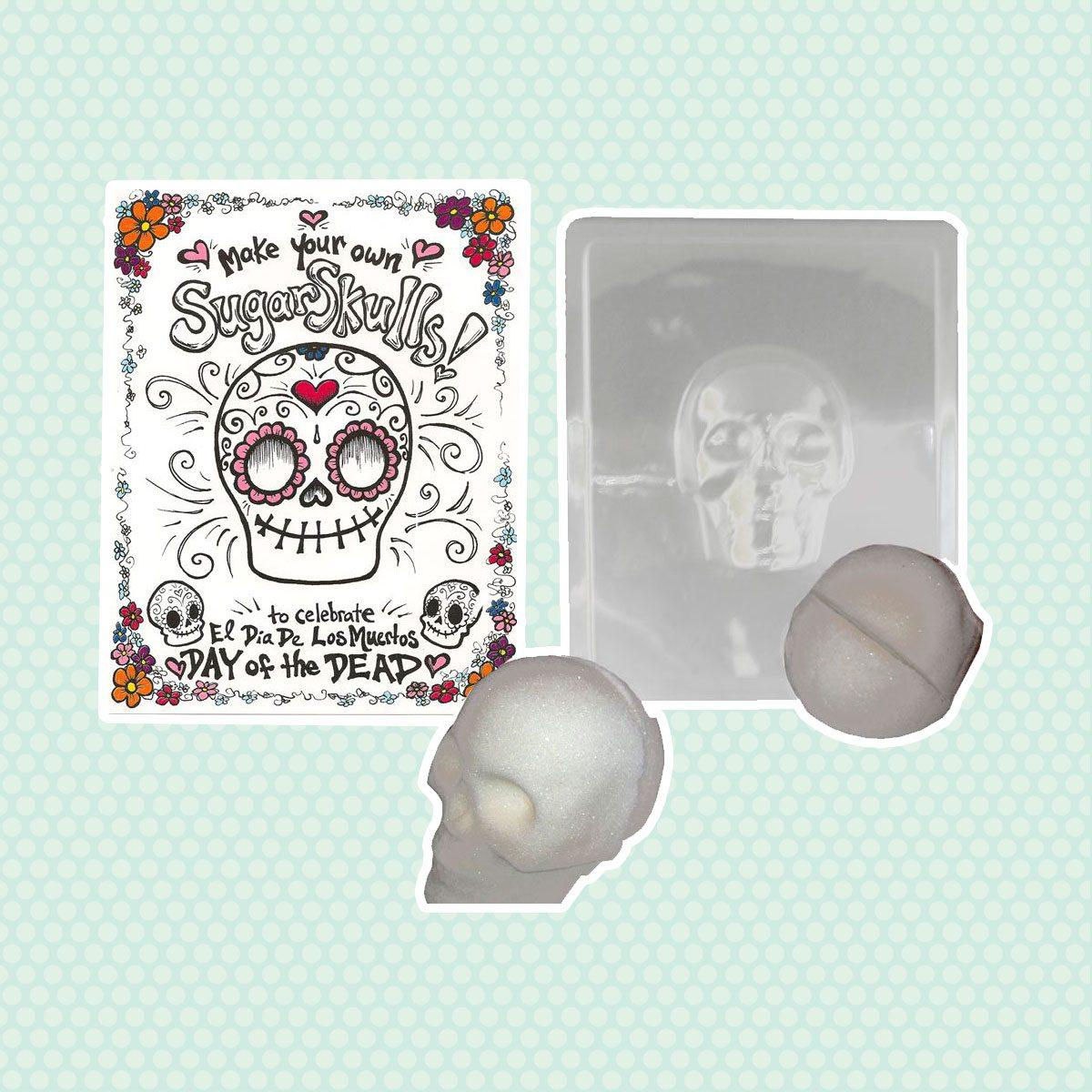 Homemade Sugar Skulls