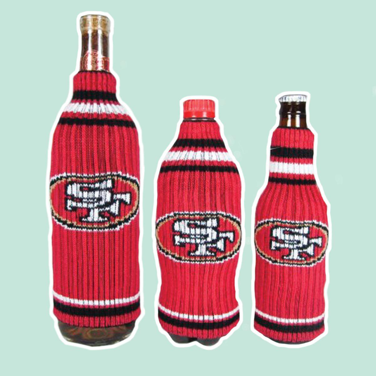 Kolder Licensed Inc. NFL San Francisco 49ers Krazy Kover