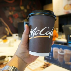 You Can Get Free McDonald's Coffee This Week—If You're Really Nice