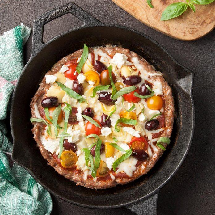Mediterranean Meatzza