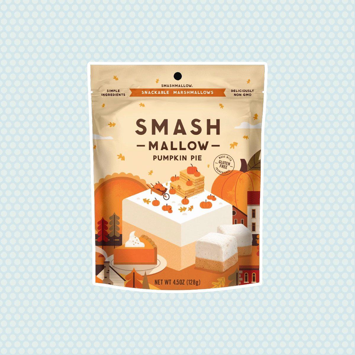 SMASHMALLOW Pumpkin Pie Marshmallows