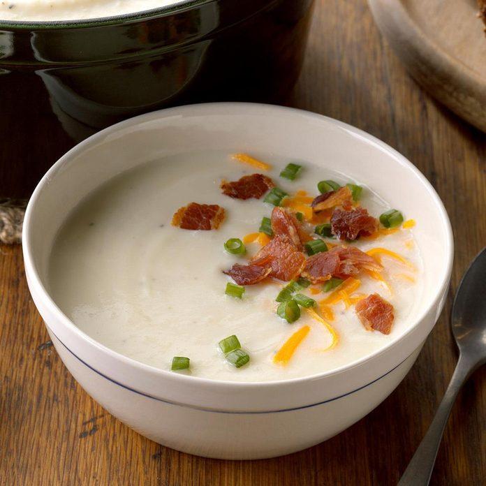 Polly's Perfect Potato Soup
