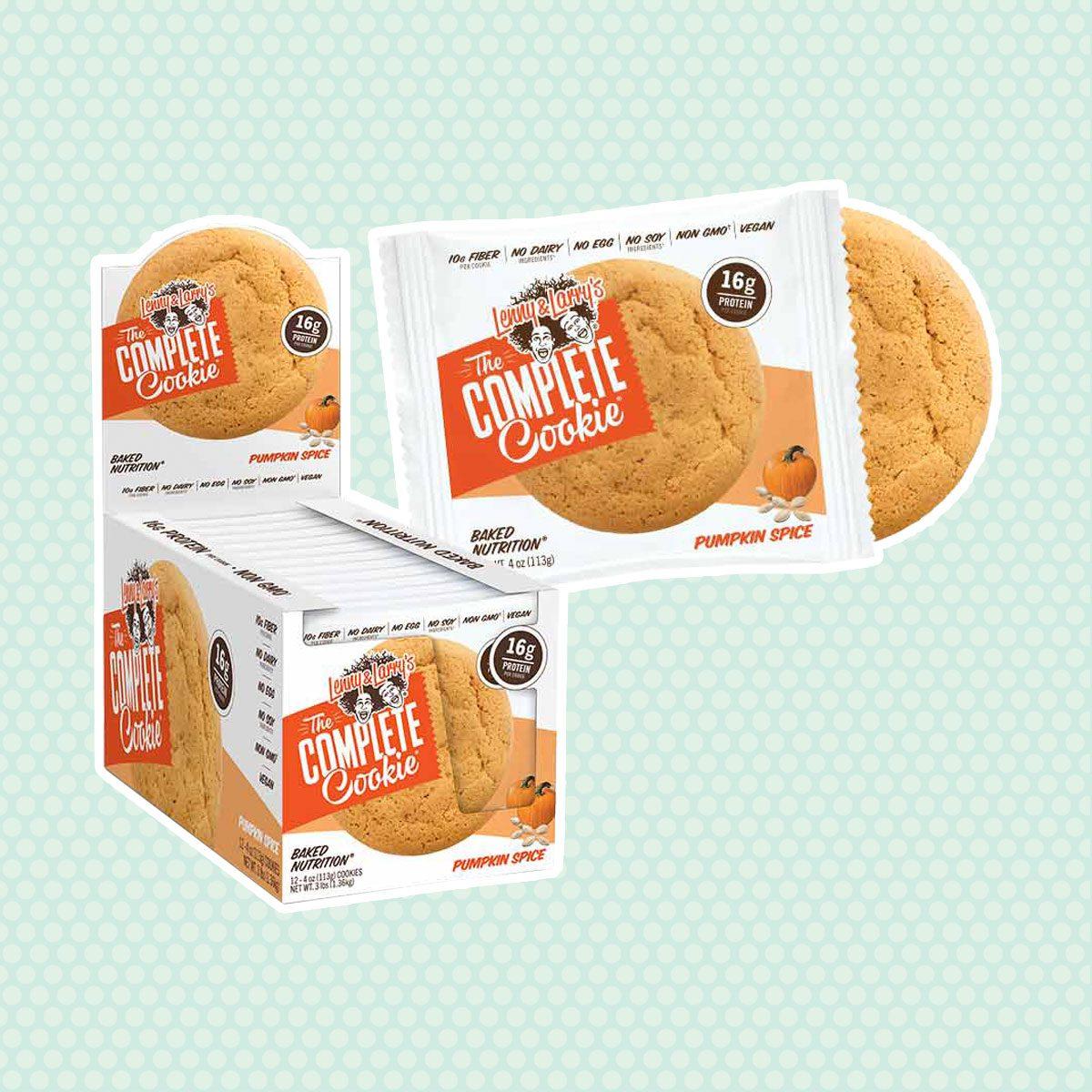 Lenny & Larry's Pumpkin Spice Complete Cookie