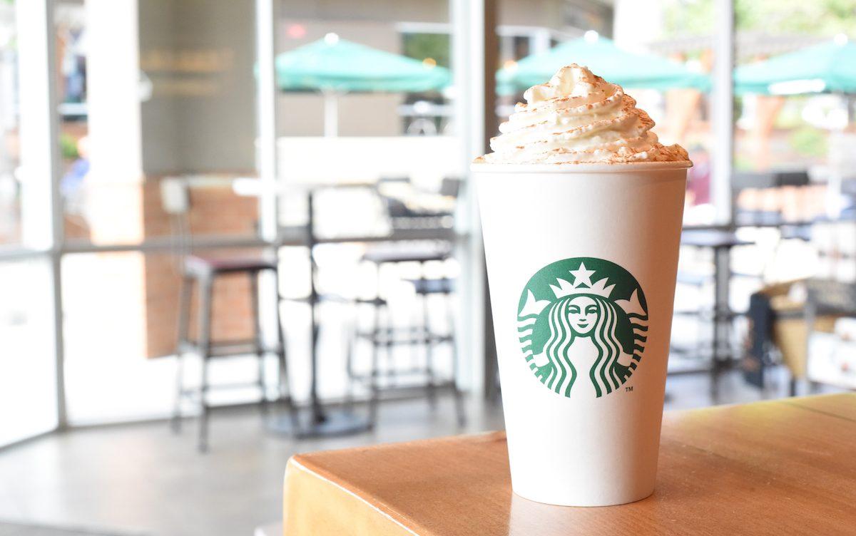 Starbucks' New Secret Menu Item Combines the PSL and Caramel Apple