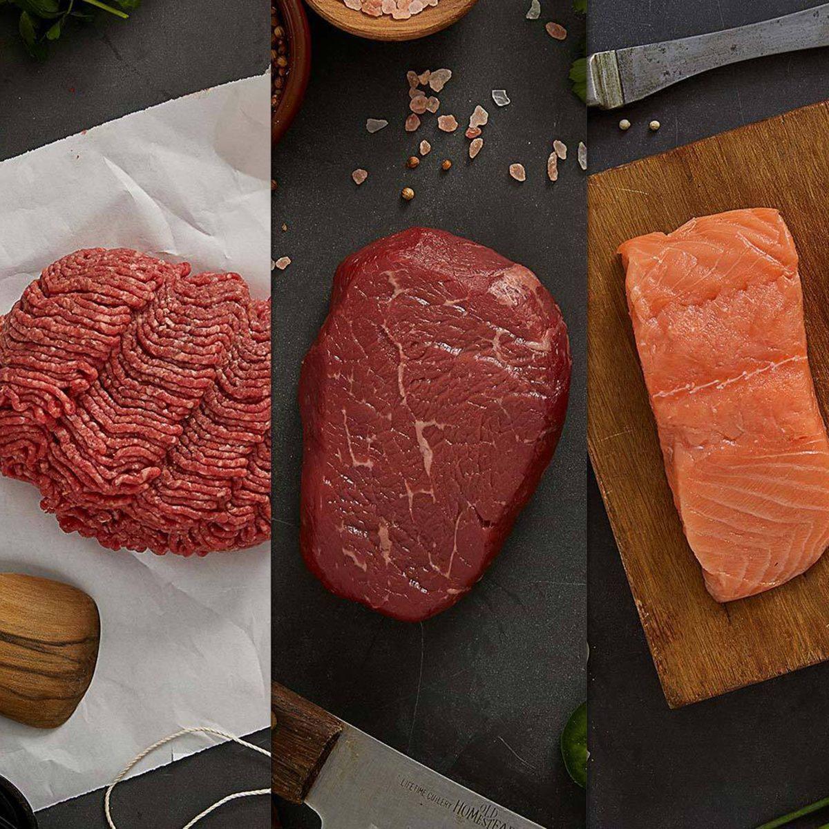 Rastelli's subscripption box meat