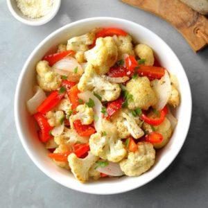 24 Healthy Cauliflower Recipes