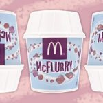 McDonald's New Snickerdoodle McFlurry Is a Sweet Dream