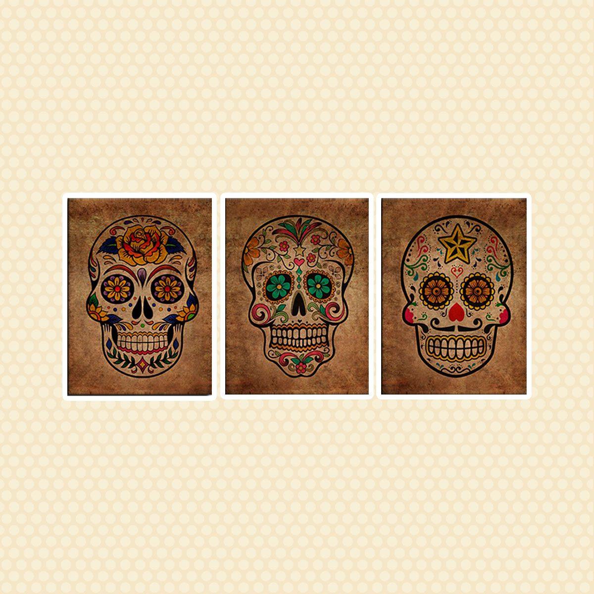 Sugar Skull Prints