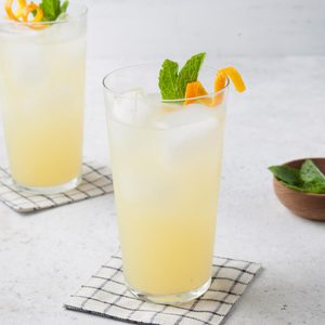 Sunshine Lime Rickey