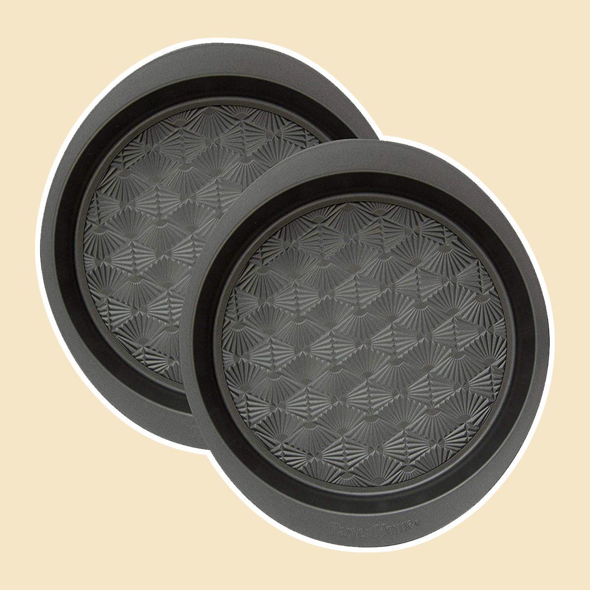 TOH 9-inch Non-Stick Metal Round Baking Pan