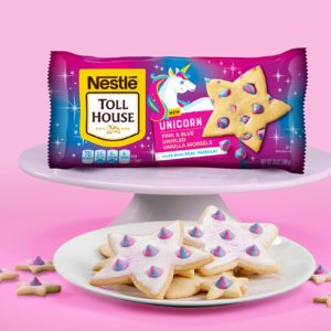 Make Dessert Magical with Nestle's New Unicorn Morsels