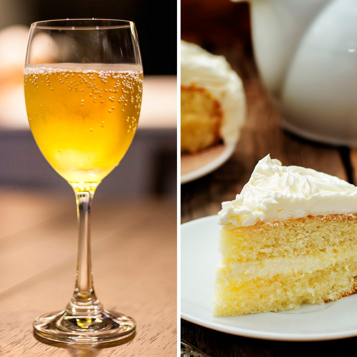 Moscato Wine; Shutterstock ID 684535258; Job (TFH, TOH, RD, BNB, CWM, CM): TOH cake with vanilla cream in the form of roses on a dark wood background. tinting. selective focus; Shutterstock ID 254720491; Job (TFH, TOH, RD, BNB, CWM, CM): TOH